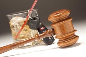 Albuquerque DWI attorney - Gavel, Drink, Car Keys